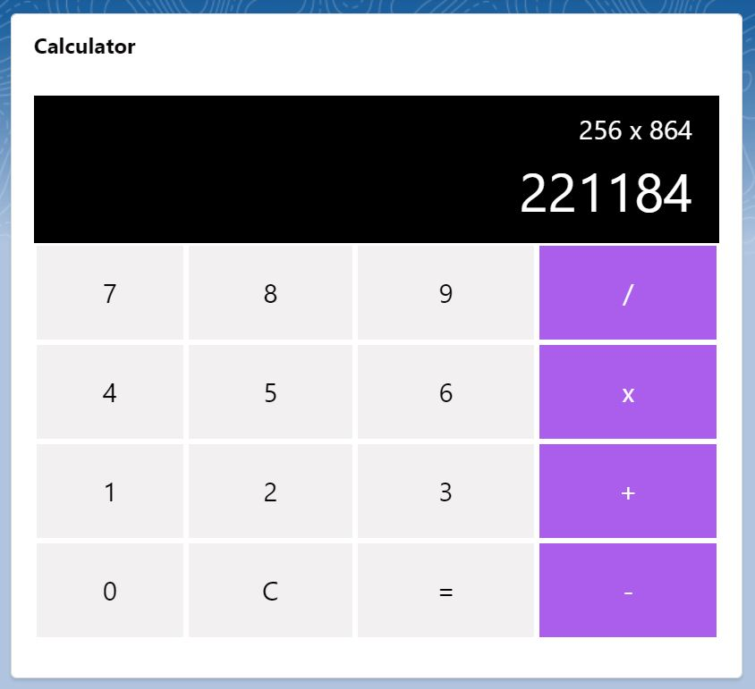 Real Time Salesforce Project Scenario: Calculator in Lightning